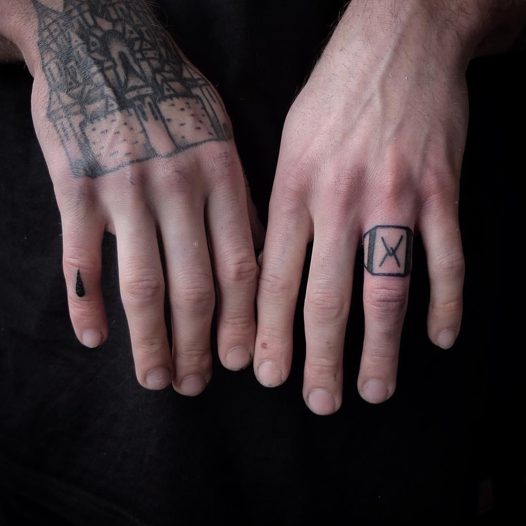 X ring by Yaroslav Putyata