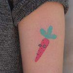 Cute carrot by Yaroslav Putyata
