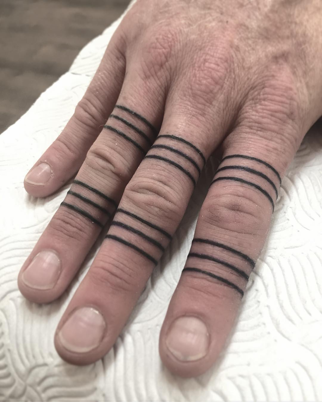 Finger bands by @pau1terry_