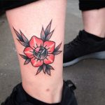 Little red rose by @pau1terry_