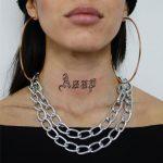 ASAP tattoo by @tototatuer