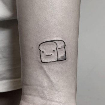 Bread pitt tattoo sex by @hellotako