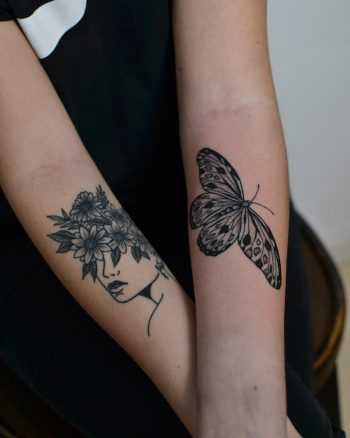 Butterfly by @tototatuer