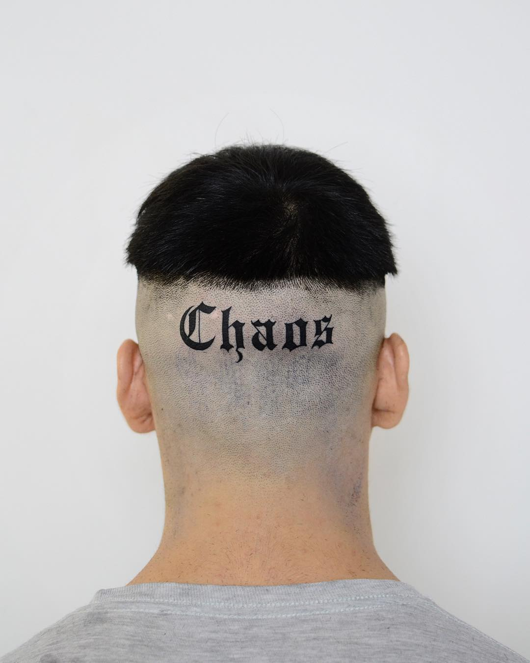 Chaos everywhere around me by @tototatuer