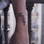 Little leaf by @nancydestroyer