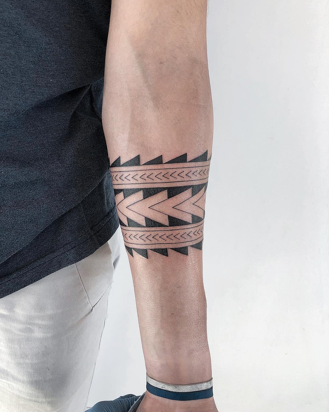 Maori bracelet by @soychapa