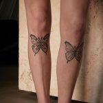 Matching butterflies by @hala.chaya