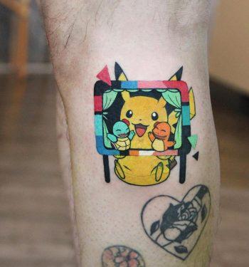 Pokemon Theater by @polyc_sj