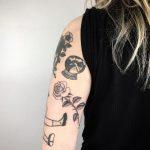 Rose filler by @sztuka_wojny