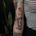 Venus by @tototatuer