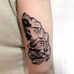 Zeus tattoo by @facundo.erpen