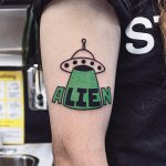 Alien by @woo_loves_you