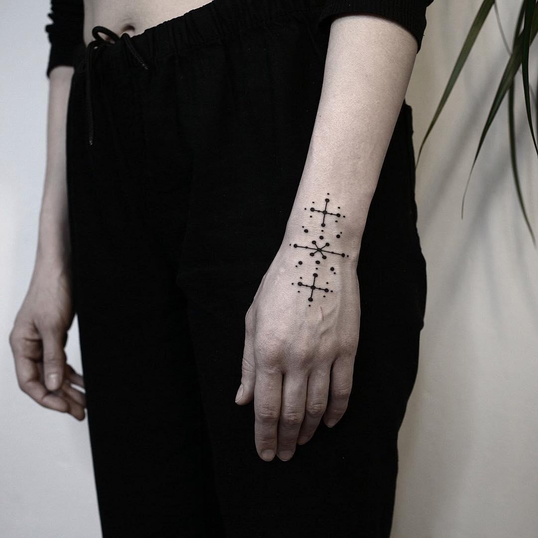 Black symbol by @mateutsa