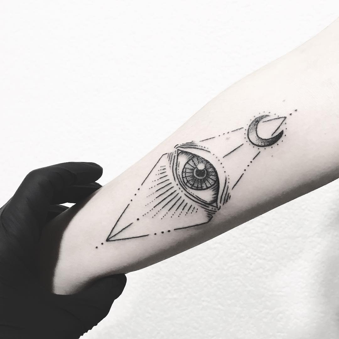 Eye by @sollefe