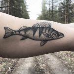 Fishy by @inksil