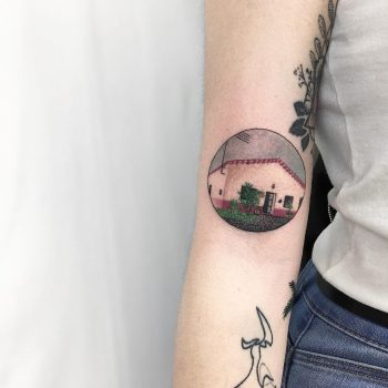 Home by @isaarttattoo