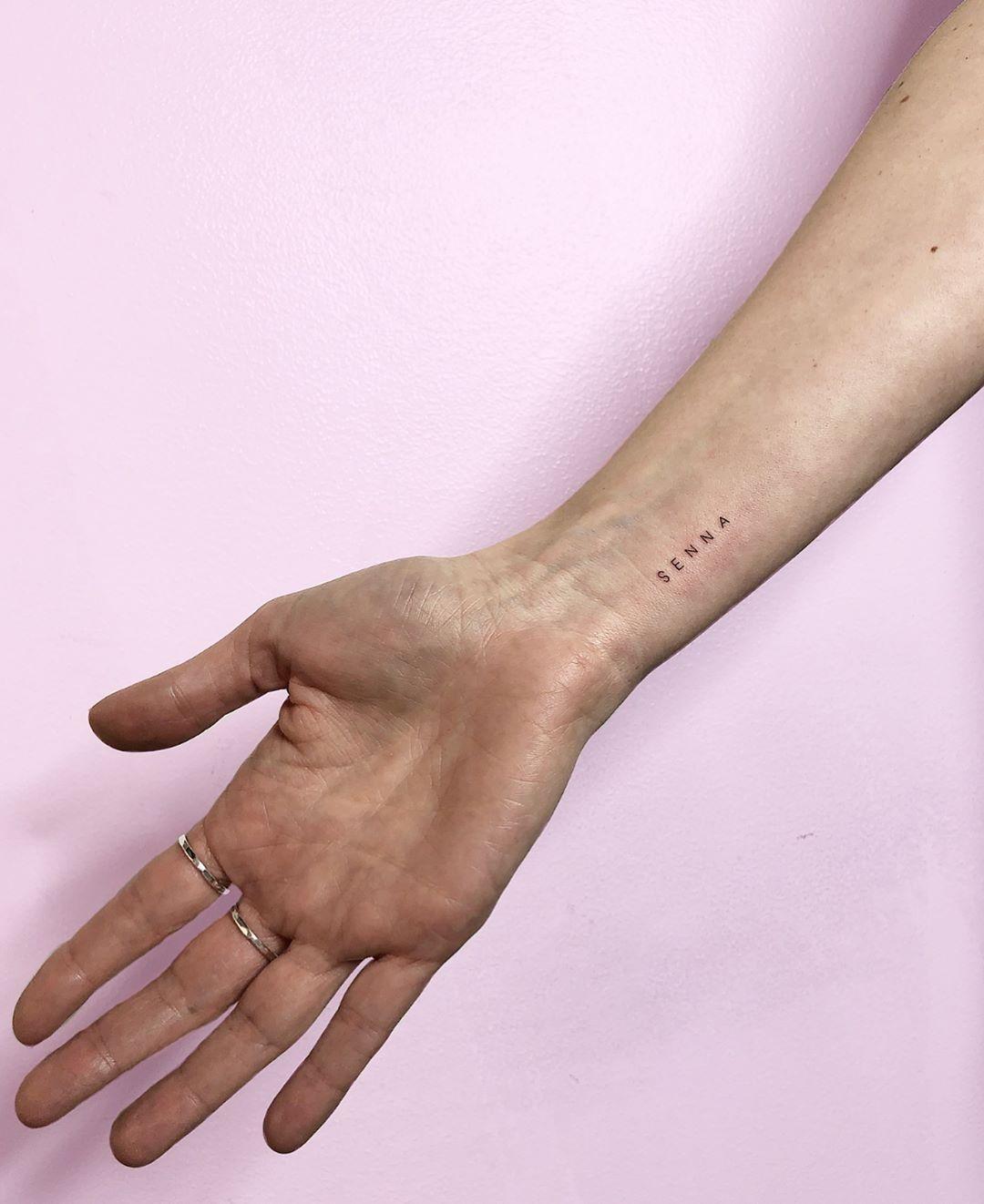 Senna tattoo by @joannamroman