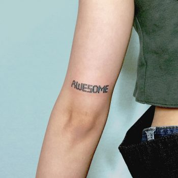 Awesome tattoo by @88world.co.kr