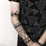 Sleeve Geometry by @vlada.2wnt2