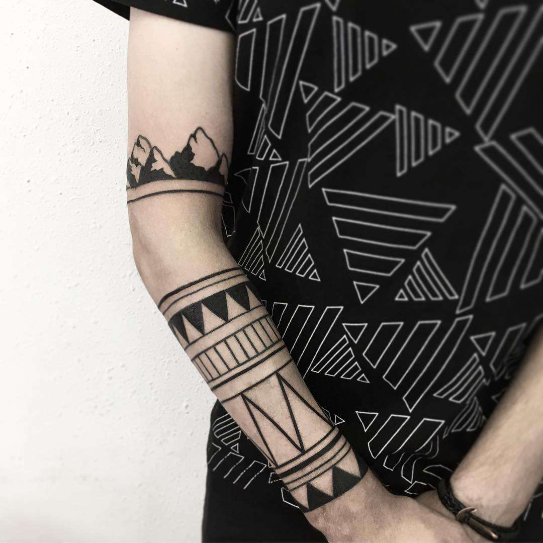 Sleeve Geometry by @vlada.2wnt2