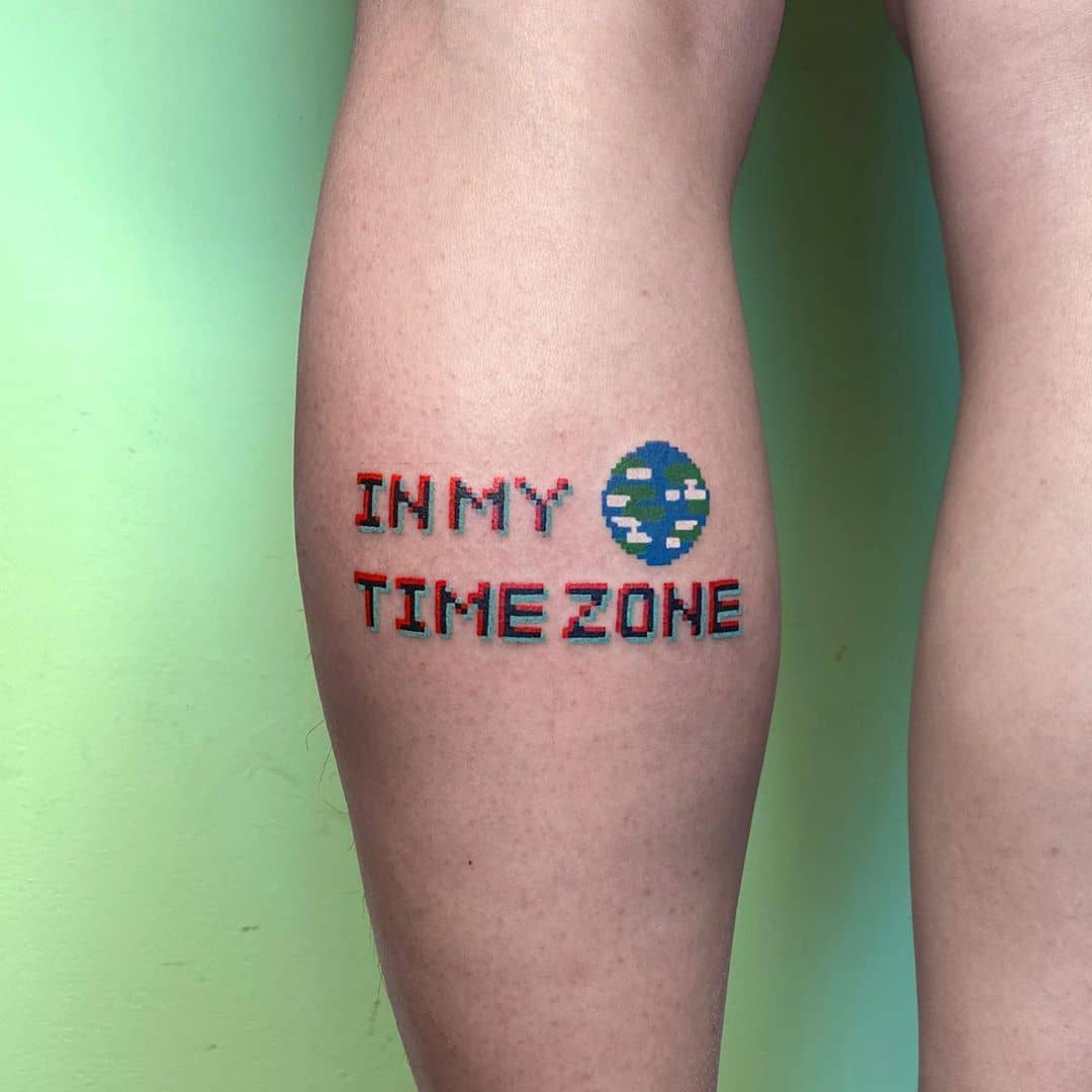 In My Time Zone by @88world.co.kr