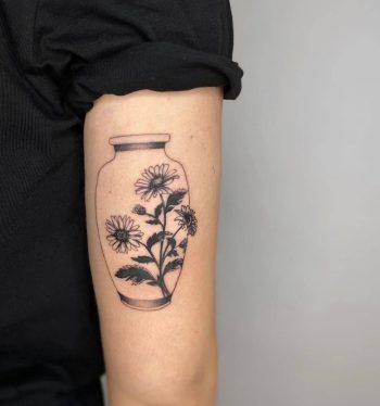 Simple vase by @tatti040