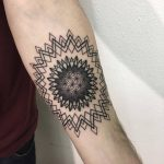 Sun Mandala by @vlada.2wnt2
