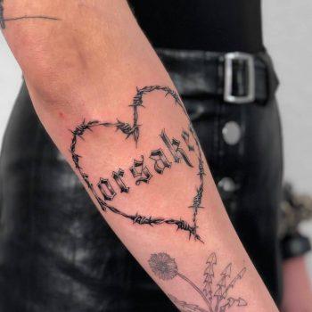 Forsaken Tattoo by @tatti040