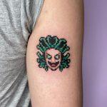 Pixel Medusa by @88world.co.kr