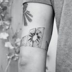 Yugoslavia Monument Tattoo by tattooist Ian Wong