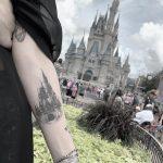 Disney by Edit Paints Tattoo