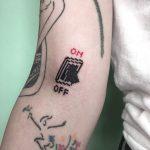 Tiny Switch by @88world.co.kr