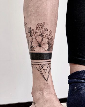 Shin Cover Up by @vlada.2wnt2