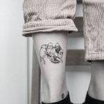 We Are All Eggs by tattooist Ian Wong